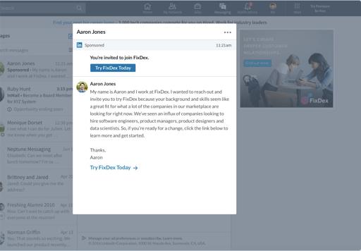 Message-Ads-LinkedIn